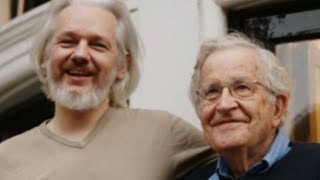 Noam Chomsky on Julian Assange