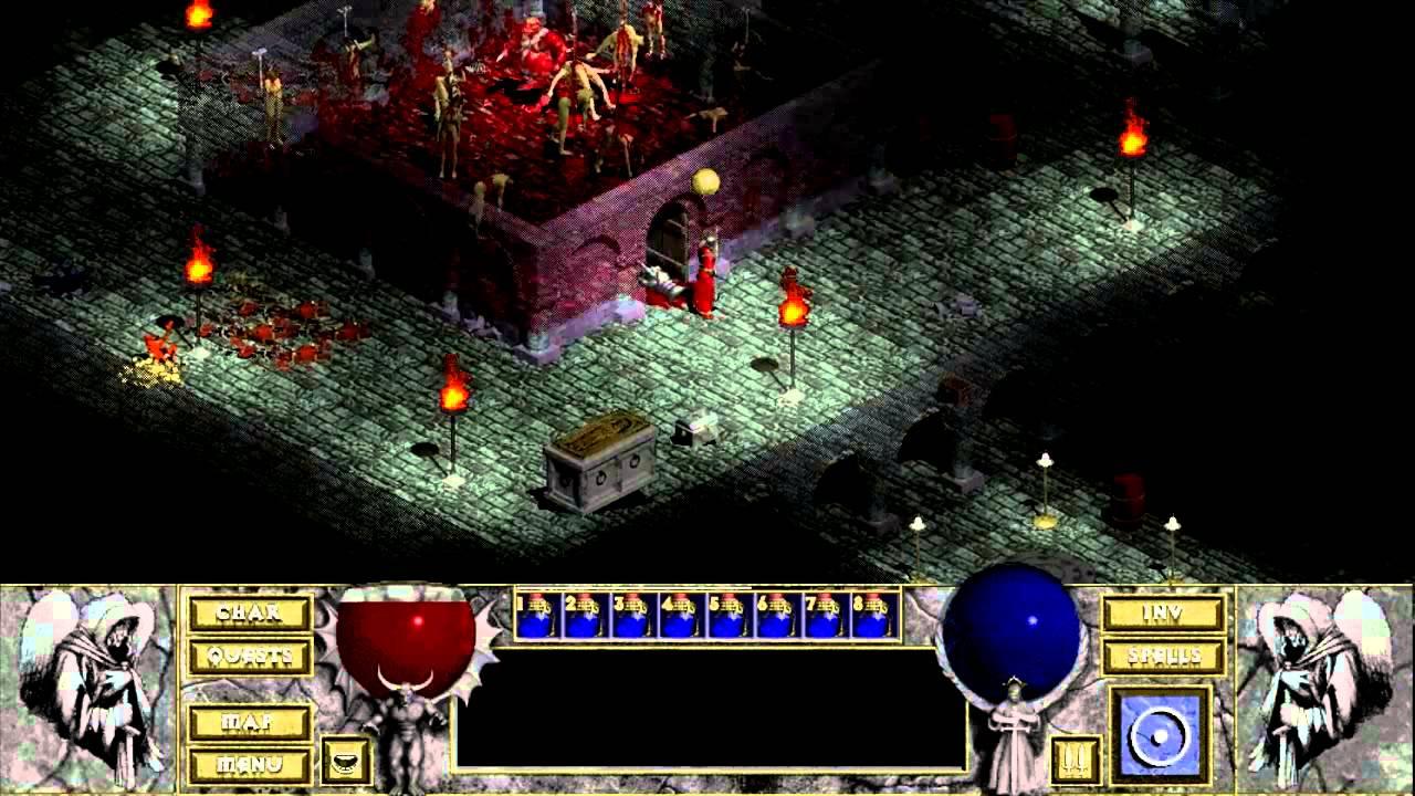 Image result for Diablo 1
