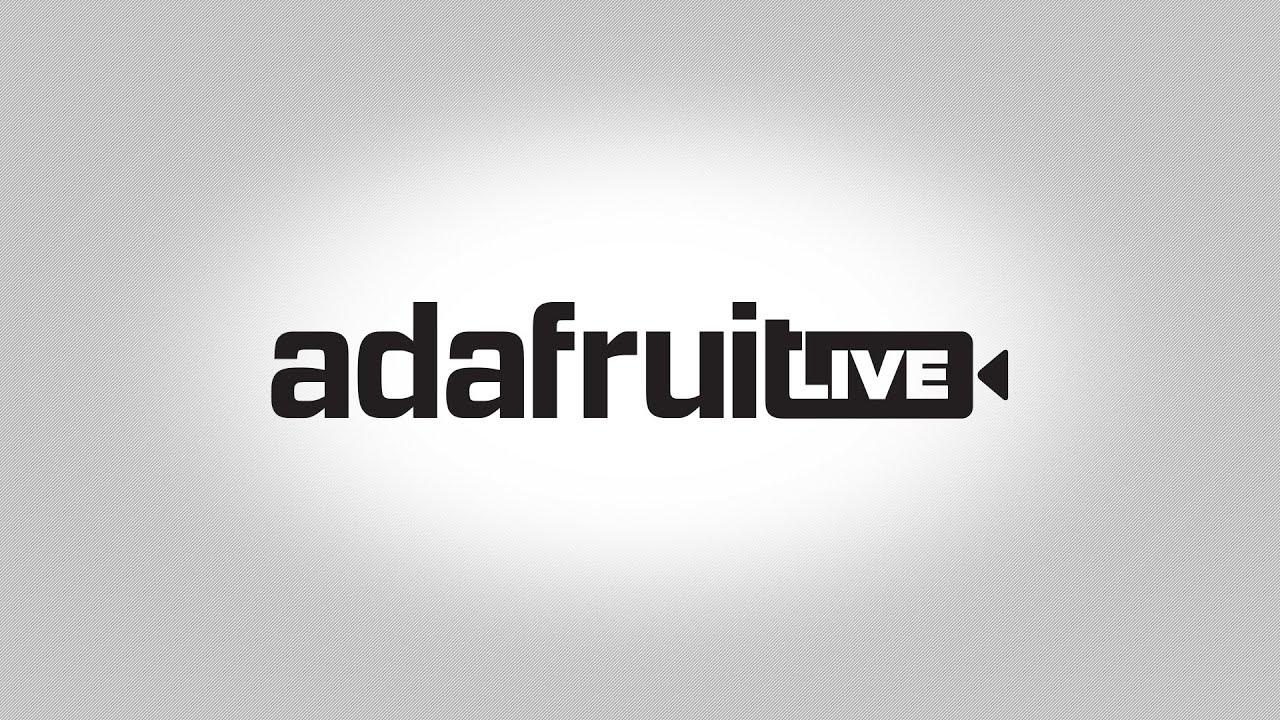 #DeskOfLadyada i2s Microphones on @Raspberry_Pi #raspberrypi 1/25/17 LIVE  @adafruit