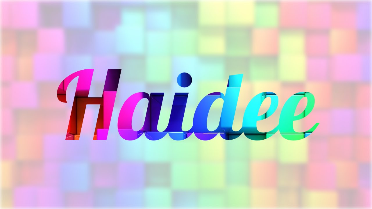 Significado de haidee nombre griego para tu bebe ni o o for Nombres de nina griegos
