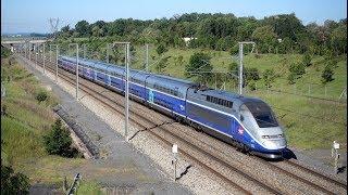 Paris Est's TGV Euroduplex