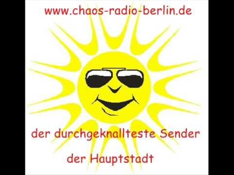 Das aktuelle Wetter für Sonntag und Montag von www.chaos-radio-berlin.de