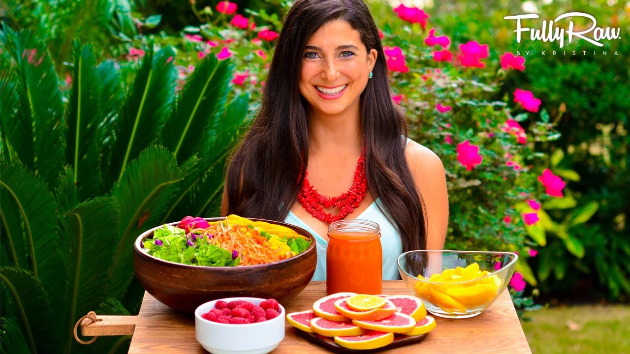 The fullyraw crash course transform your life in 21 days youtube forumfinder Gallery