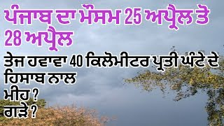 Punjab weather videos / KidsIn