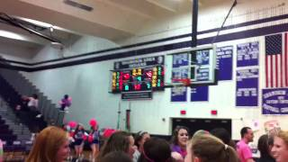 AMAZING GAME WINNING BUZZER BEATER - Shikellamy at Shamokin