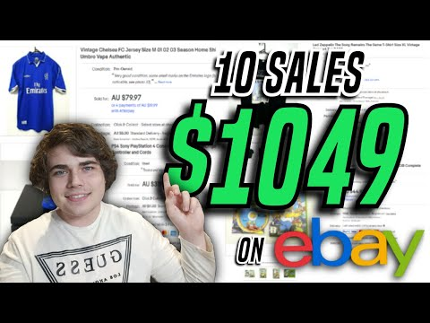 How I Sold 2048 This Week On Ebay This Is What Really Sells June 2020 Youtube