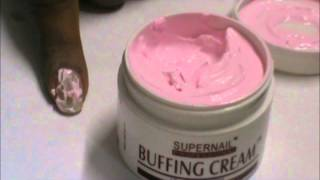 DIY Nail Buffer : How to Use Nail Buffer with Buffing Creams?