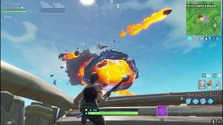 Fortnite theories X season (10) time really stopped!?
