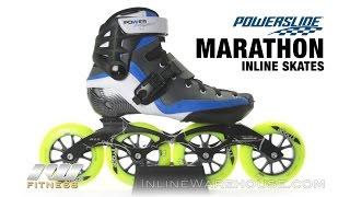 Powerslide Marathon Inline Skates Review
