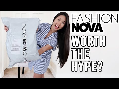 FINALLY, My First Fashion Nova Try On Haul   First Impressions & Review. http://bit.ly/2GPkyb3