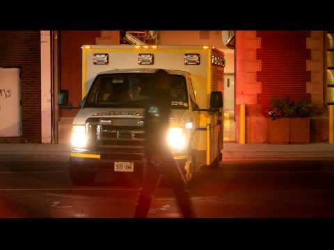 Hamilton EMS back in station