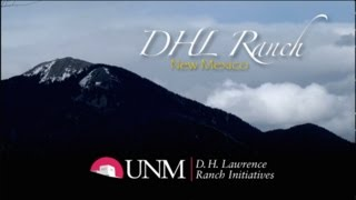 D H Lawrence Ranch Initiatives University of New Mexico