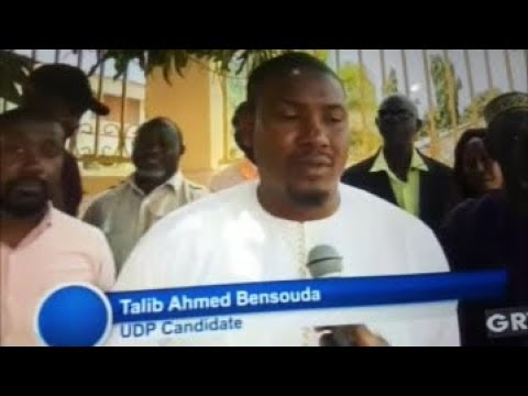 GAMBIA ELECTIONS NEWS ON GRTS TV 12TH MAY