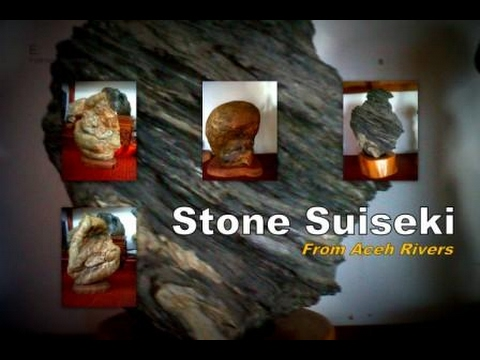 Suiseki: Rocks, Fossils & Minerals from Gayo Aceh