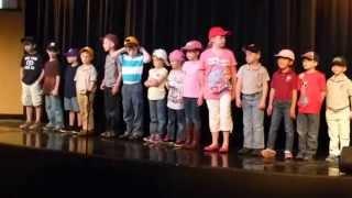 CCS Talent Show 2013 - Molly's Class