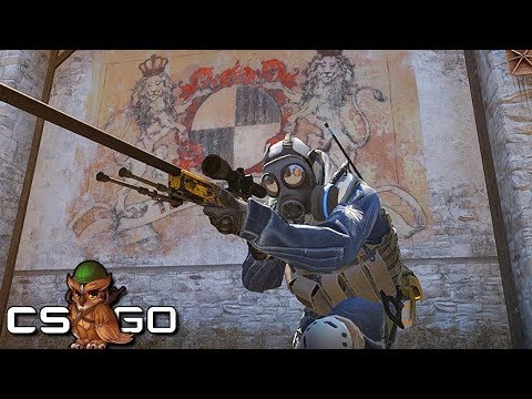 CS:GO How to AWP Arch Inferno - SoloQ Academy