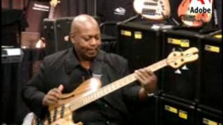 Bill Dickens - NAMM 2008 Accugroove / Kot Basses Booth #3