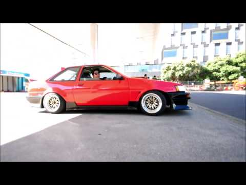 Chef Edward's AE85 Levin | SimplengBuhay