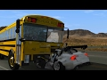 Slow Motion Crashes - BeamNG DRIVE