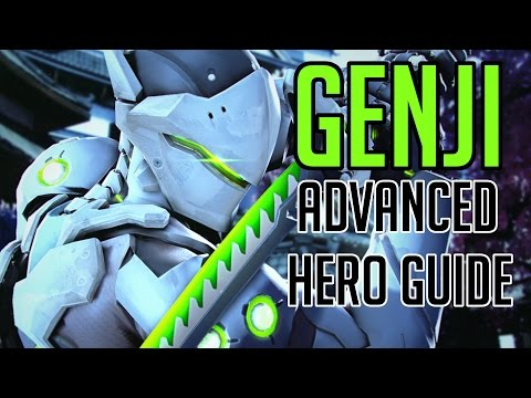 Advanced Genji Guide | Strategies and Specific Matchups