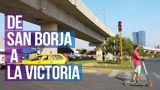 Un paseo por las avenidas de Perú en 2021, Lima Peru en 4k