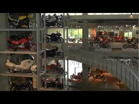 Barber Vintage Motorsport Museum 2012 Video Footage UNEDITED