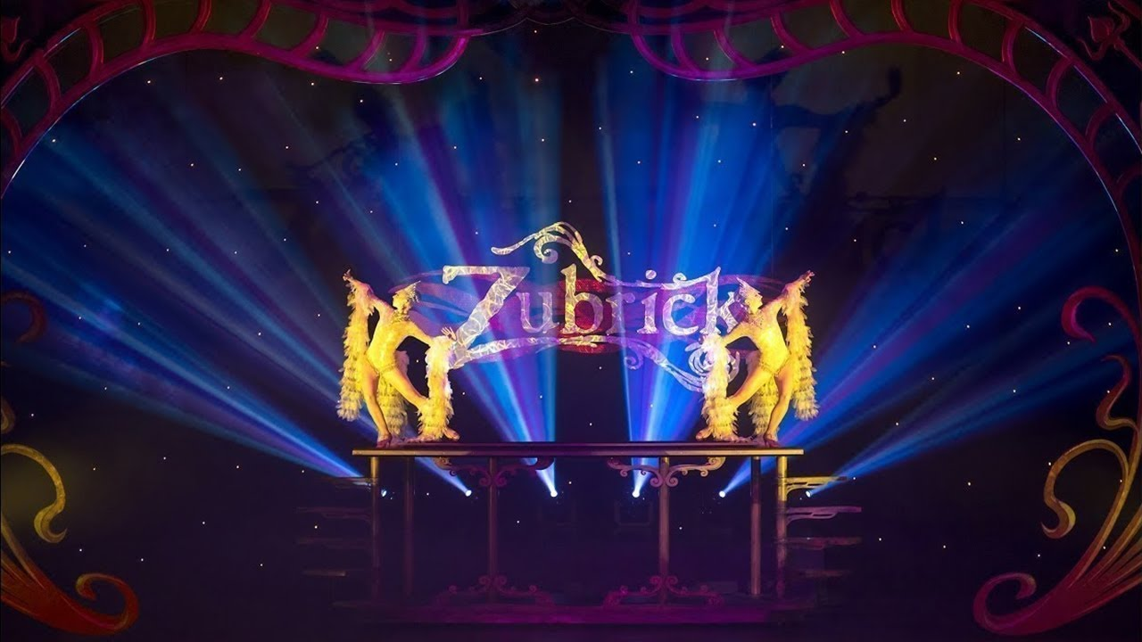 Zubrick Magic Promo Video
