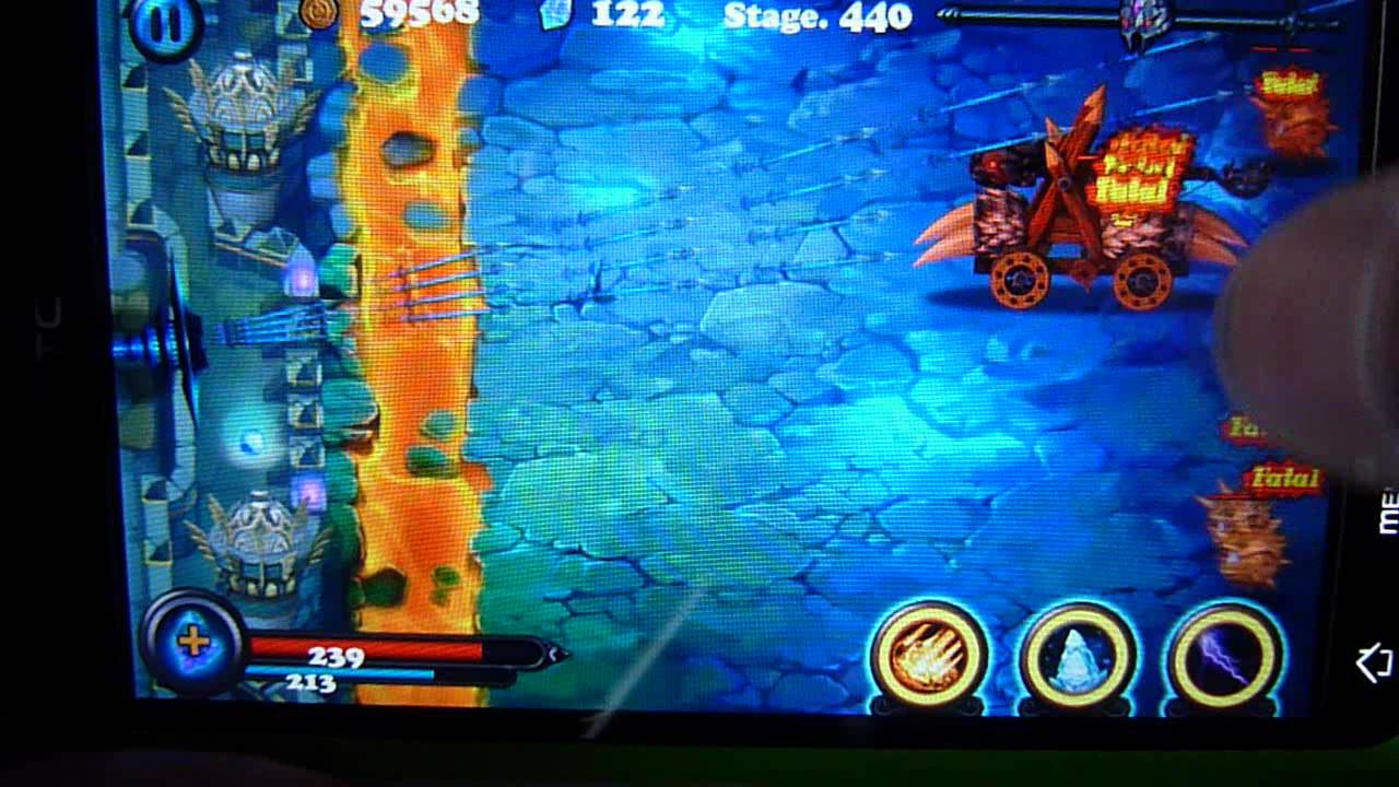 Defender 2 - Stage 440 (Android Game)(Defender II)