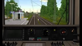 Let´s Play - Train Simulator 2001 -  DB BR 114 #1