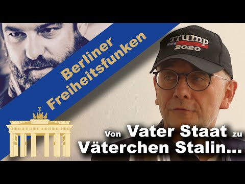 Trank, Trump, Triumph und Tragik der Freiheit (Berliner Freiheitsfunken 1 mit Michael Klonovsky)