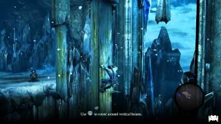 Darksiders 2 Gameplay PC HD Max Settings Core i5 Radeon 6950