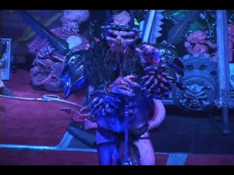 GWAR's 'Let us Slay' From the New DVD Lust in Space Live from the National