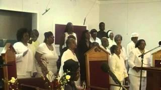 Mt. Olive Missionary Baptist Church (Terrell, TX) Senior Choir