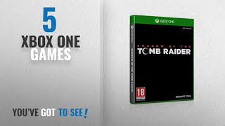 Top 10 Xbox One Games [2018]: Shadow of the Tomb Raider (Xbox One)