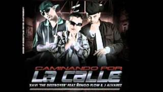 Download Caminando Por La Calle - Xavy The Destroyer Ft J Alvarez & Ñengo MP3 song and Music Video