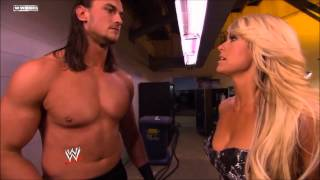 WWE| So Cold |Kelly and Drew| Eve and Punk| ft  AJ MV