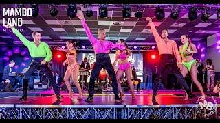 Adolfo Indacochea & His Latin Soul Dancers (Italy) - Salsa show | Mamboland Milano 2019