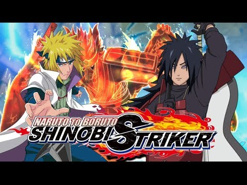 Naruto Shinobi Striker ALL DLC Characters (LEAKED)