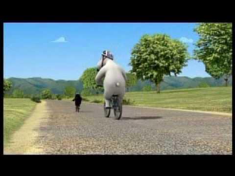 El oso Berni - Triatlon