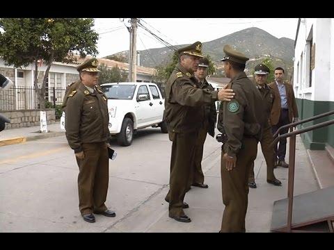 General Director Bruno Villalobos visitó zona afectada por ...