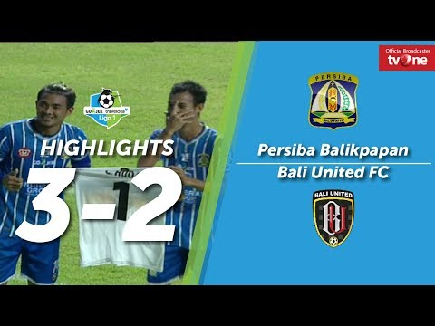 Persiba Balikpapan vs Bali United 3 - 2 All Goals & Highlights - Liga 1