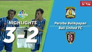 Persiba Balikpapan vs Bali United 3 - 2 All Goals & Highlights - Liga 1