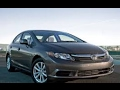 2012 Honda Civic EX review - Buying a Civic? Here's the complete story!