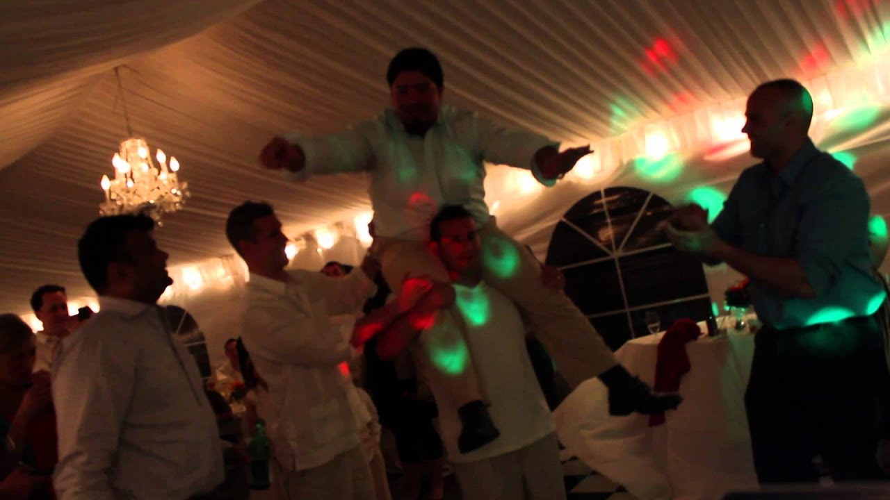 Dave Jills Wedding Reception At Sunset Pier Key West Youtube