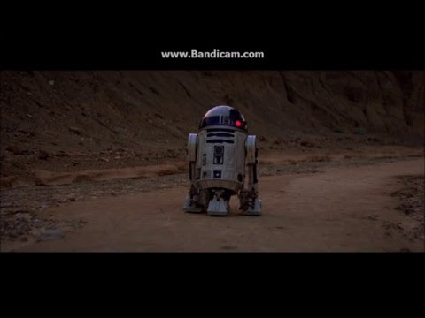 Jawas Capture R2-D2 - Star Wars: A New Hope (in 1080p)