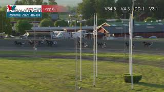 Vidéo de la course PMU PRIX SLEIPNER CUP 2021, FINAL HINGSTAR OCH VALACKER