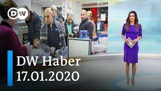 DW Haber: Türkiye Eczacılar Birliği'ne göre ülkede ilaç sıkıntısı yaşanıyor (17.01.2020) - DW Türkçe