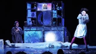 """Международный фестиваль Театра для детей """"Большая Перемена""""."""