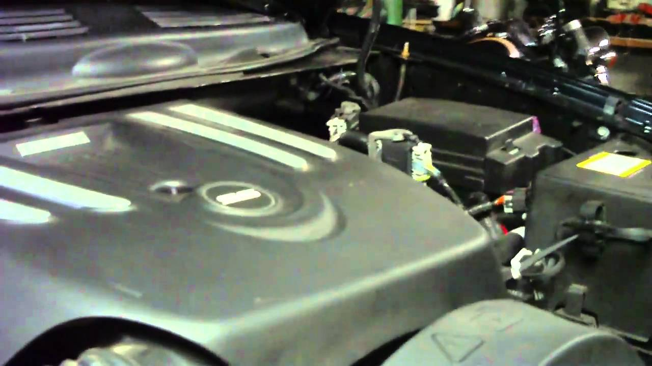 Nasty noise after oil filter change | Hyundai Forums