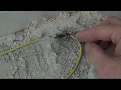 Как починить теплый пол